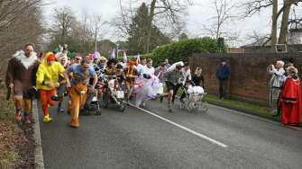 Windlesham Pram Race 2015 - Alan Meeks 24