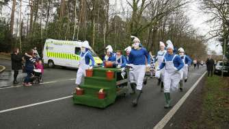 Windlesham Pram Race 2015 - Alan Meeks 38