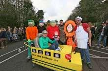Windlesham Pram Race 2015 - Alan Meeks 45