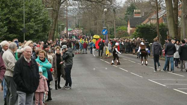 Windlesham Pram Race 2015 - Alan Meeks 49