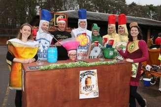 Windlesham Pram Race 2015 - Alan Meeks 6