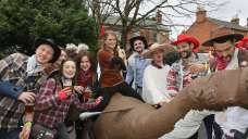 Windlesham Pram Race 2015 - Alan Meeks 62