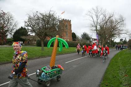 Windlesham Pram Race 2015 - Alan Meeks 65