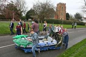 Windlesham Pram Race 2015 - Alan Meeks 66