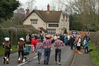 Windlesham Pram Race 2015 - Alan Meeks 67