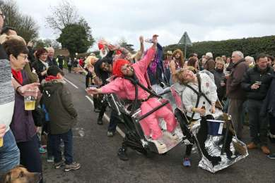 Windlesham Pram Race 2015 - Alan Meeks 71