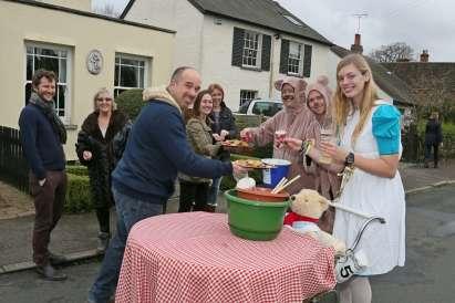 Windlesham Pram Race 2015 - Alan Meeks 73