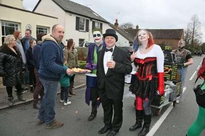 Windlesham Pram Race 2015 - Alan Meeks 74