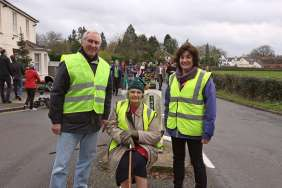 Windlesham Pram Race 2015 - Alan Meeks 75