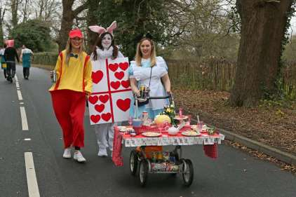 Windlesham Pram Race 2015 - Alan Meeks 81