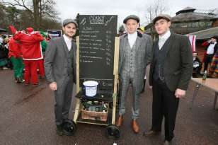 Windlesham Pram Race 2015 - Alan Meeks 9