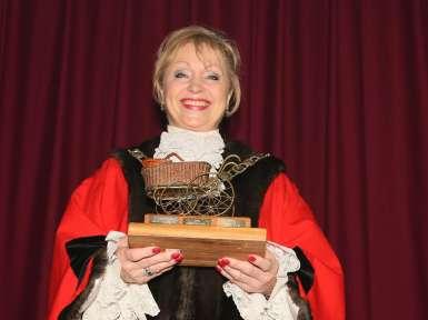 Windlesham Pram Race 2015 - Alan Meeks 91