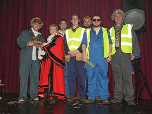 Windlesham Pram Race 2015 - Alan Meeks 92
