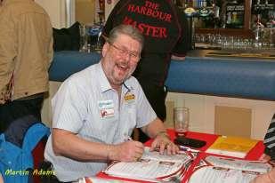 Lakeside BDO Darts 2 Jan 2016 - Alan Meeks 1
