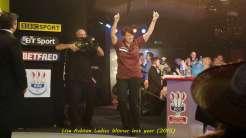 Lakeside BDO Darts 2 Jan 2016 - Alan Meeks 12