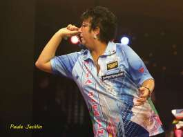 Lakeside BDO Darts 2 Jan 2016 - Alan Meeks 15