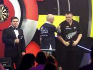 Lakeside BDO Darts 2 Jan 2016 - Alan Meeks 34