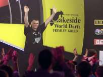 Lakeside BDO Darts 2 Jan 2016 - Alan Meeks 35