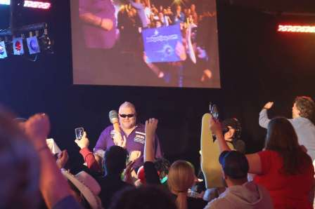 Lakeside BDO Darts 2 Jan 2016 - Alan Meeks 42