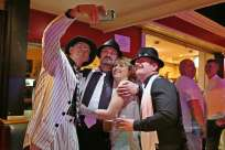 Lakeside BDO Darts 2 Jan 2016 - Alan Meeks 44