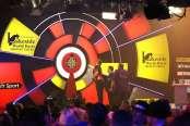 Lakeside BDO Darts 2 Jan 2016 - Alan Meeks 6