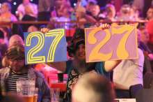 Lakeside BDO Darts 2 Jan 2016 - Alan Meeks 65