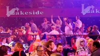 Lakeside BDO Darts 2 Jan 2016 - Alan Meeks 66