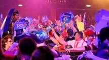 Lakeside BDO Darts 2 Jan 2016 - Alan Meeks 73
