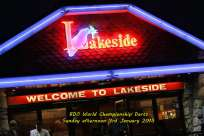 Lakeside BDO Darts 3 Jan 2016 afternoon - Alan Meeks 1