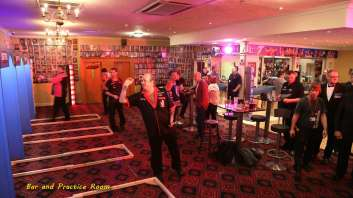 Lakeside BDO Darts 3 Jan 2016 afternoon - Alan Meeks 11