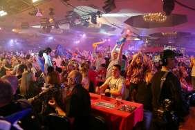 Lakeside BDO Darts 3 Jan 2016 afternoon - Alan Meeks 17