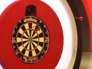 Lakeside BDO Darts 3 Jan 2016 afternoon - Alan Meeks 18