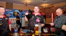 Lakeside BDO Darts 3 Jan 2016 afternoon - Alan Meeks 2