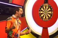 Lakeside BDO Darts 3 Jan 2016 afternoon - Alan Meeks 27