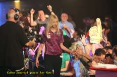 Lakeside BDO Darts 3 Jan 2016 afternoon - Alan Meeks 32