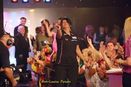Lakeside BDO Darts 3 Jan 2016 afternoon - Alan Meeks 34