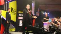 Lakeside BDO Darts 3 Jan 2016 afternoon - Alan Meeks 43