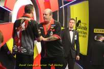 Lakeside BDO Darts 3 Jan 2016 afternoon - Alan Meeks 45