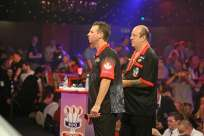 Lakeside BDO Darts 3 Jan 2016 afternoon - Alan Meeks 46