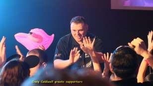 Lakeside BDO Darts 3 Jan 2016 afternoon - Alan Meeks 53