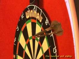 Lakeside BDO Darts 3 Jan 2016 afternoon - Alan Meeks 57