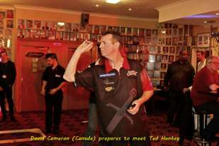 Lakeside BDO Darts 3 Jan 2016 afternoon - Alan Meeks 64