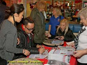 Lakeside BDO Darts 3 Jan 2016 afternoon - Alan Meeks 66