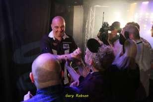 Lakeside BDO Darts 5 Jan 2016 afternoon - Alan Meeks 14