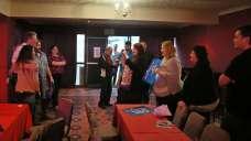 Lakeside BDO Darts 5 Jan 2016 afternoon - Alan Meeks 15