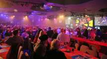 Lakeside BDO Darts 5 Jan 2016 afternoon - Alan Meeks 17