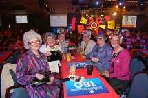 Lakeside BDO Darts 5 Jan 2016 afternoon - Alan Meeks 29
