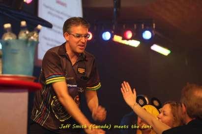 Lakeside BDO Darts 5 Jan 2016 afternoon - Alan Meeks 32