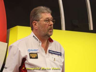 Lakeside BDO Darts 5 Jan 2016 afternoon - Alan Meeks 33