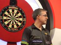 Lakeside BDO Darts 5 Jan 2016 afternoon - Alan Meeks 34